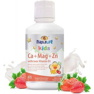MapleLife Calcium Magnesium and Zinc 475ml