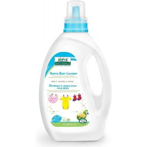 Aleva Naturals Gentle Baby Laundry Fragrance Free 1.2L - 40 Loads