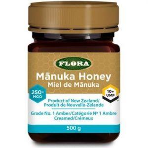 Flora Manuka Honey MGO 250+ UMF 10+ 500g