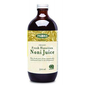Flora Noni Juice Fresh Hawaiian 500ml