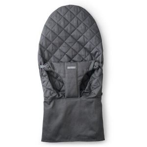 BabyBjorn Fabric Seat for Bouncer Bliss - Anthracite