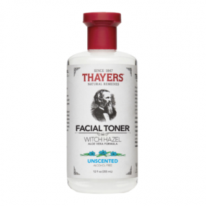 Thayers Unscented Witch Hazel with Aloe Vera Alcohol-Free Facial Toner 355 mL