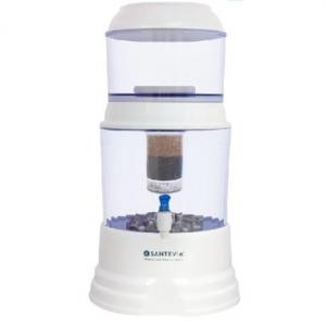 Santevia Alkaline Water Gravity Filtration System Countertop Model 15L