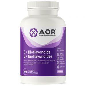 AOR C + Bioflavonoids 100 VegiCaps