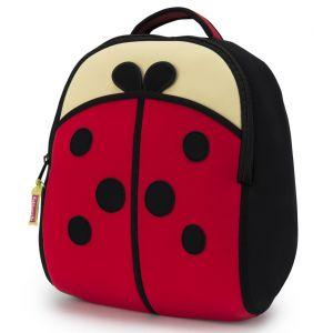 DabbaWalla Machine Washable Preschool Backpack - Cute As A Bug