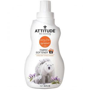 Attitude Fabric Softener Citrus Zest 1L