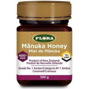 Flora Manuka Honey MGO 400+ UMF 12+ 500g