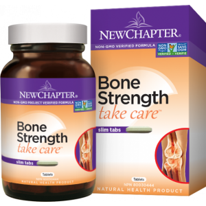 New Chapter Bone Strength 60Tablets