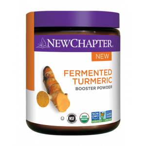 New Chapter Fermented Turmeric Booster Powder 42g (30 Servings)