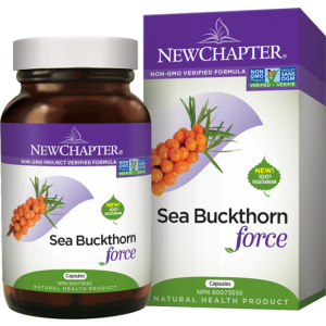 New Chapter Sea Buckthorn Force 30Capsules