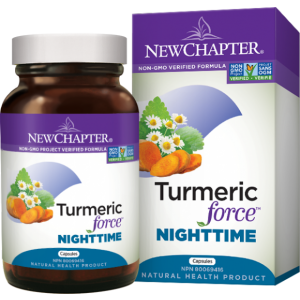 New Chapter Turmeric Force NightTime 48Capsules