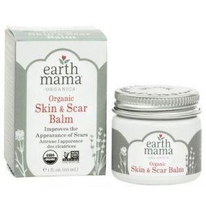 Earth Mama Organic Skin & Scar Balm 30ml
