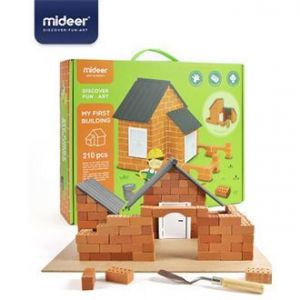 Mideer My First Building 210 Pieces 6Years+