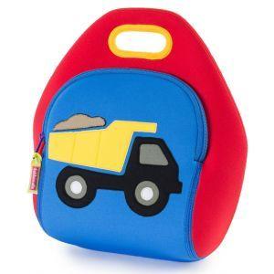 DabbaWalla Machine Washable Insulated Lunch Bag - Truck