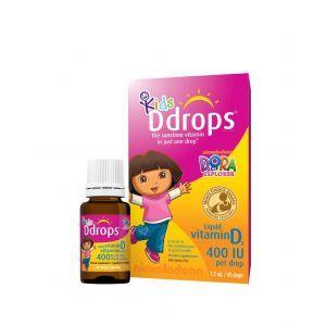 DDrops Kids Dora 400IU 60Drops