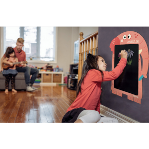 Mideer Blackboard Wall Stickers - Elephant 3 Years+