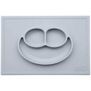 EZPZ Happy Mat -Grey
