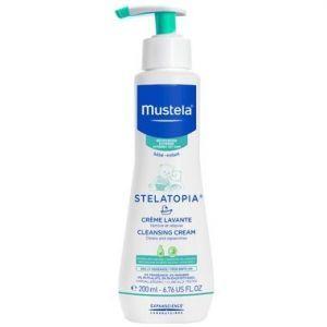 Mustela Stelatopia Cream Cleanser 200ml