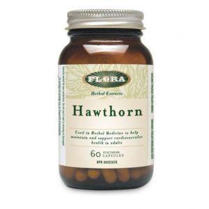 Flora Hawthorn 60Vcaps
