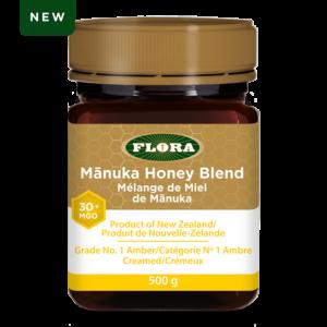 Flora 新西蘭麥盧卡蜂蜜 MGO 30+ 500g-保護胃腸