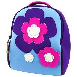 DabbaWalla Machine Washable Preschool Backpack - Flower Power