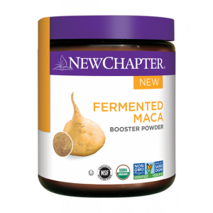 New Chapter Fermented Maca Booster Powder 42g