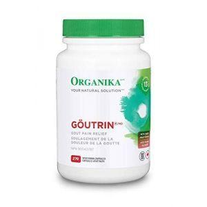 Organika Goutrin 270 VCapsules