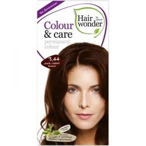 Hair Wonder 麗盈染護合一草本染髮劑 深咖銅色 3.44* 1kit