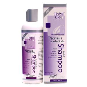 Herbal Glo Advanced Psoriasis Relief Shampoo 250ml