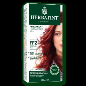 Herbatint Crimson Red FF2 135ml