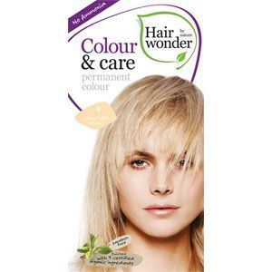 Hair Wonder C & C Copper Very Light Blond 9* 1Kit
