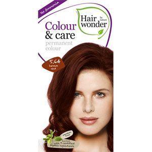 Hair Wonder 丽盈染护合一草本染发剂 酒红 5.64* 1Kit