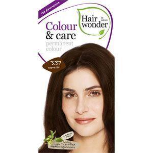 Hair Wonder 麗盈染護合一草本染髮劑 深咖啡色 3.37* 1kit