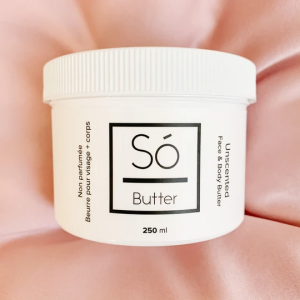 So Luxury Butter Unscented 250ml