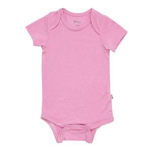 Kyte Baby Bodysuit in Bubblegum 3-6 months