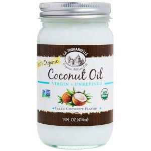 La Tourangelle Organic Coconut Oil 414ml