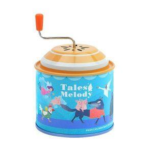 Mideer Tin Musical Box - Tales Melody 3+