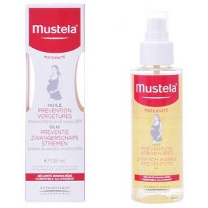 Mustela Stretch Marks Care Oil 105ml