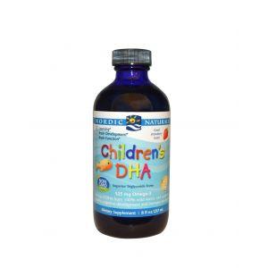 Nordic Children's DHA Liquid 237ml