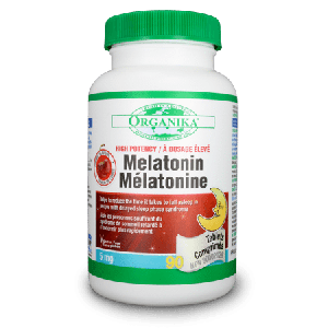 Organika Melatonin 5mg 90Tablets