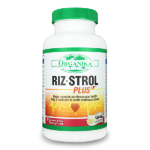 Organika Riz Strol Plus 60Capsules