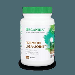Organika Liga-Joint 830mg 180 Capsules