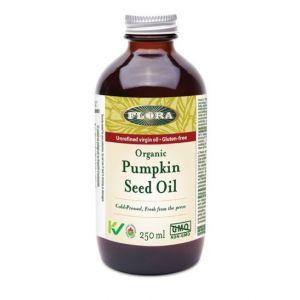 Flora Organic Pumpkin Seed Oil 250ml Non GMO