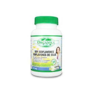 Organika Soy Isoflavones 50mg 90Capsules