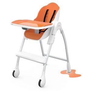 Oribel Cocoon 3 Stage Highchair Orange **Display Model***