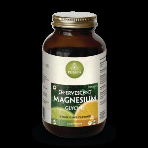 Purica Magnesium Glycine Lemon 150g Power