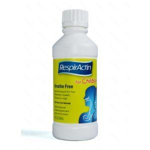 RespirActin 草本天然气管舒缓液 儿童专用 237ml