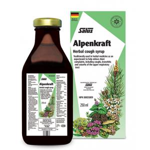 Salus Alpenkraft Cough Syrup 250ml