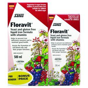 Salus Floravit Iron Shrink 500ml+250ml