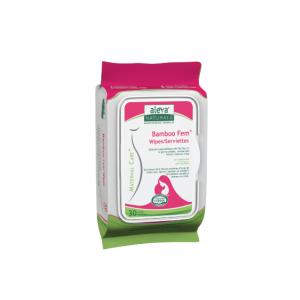 Aleva Natural 嬰兒湿紙巾 30 Wipes